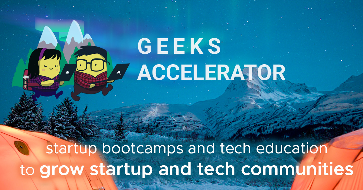 Share Geeks Accelerator for Software Startups in Alaska
