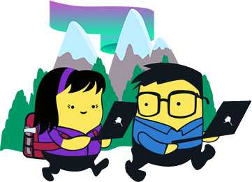 Angel Investors and Software Engineers working remotely in Alaska