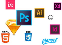 UI UX designer software tools