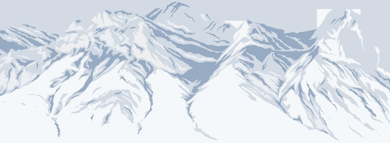 Mountains in Wrangell - St Elias National Park & Preserve