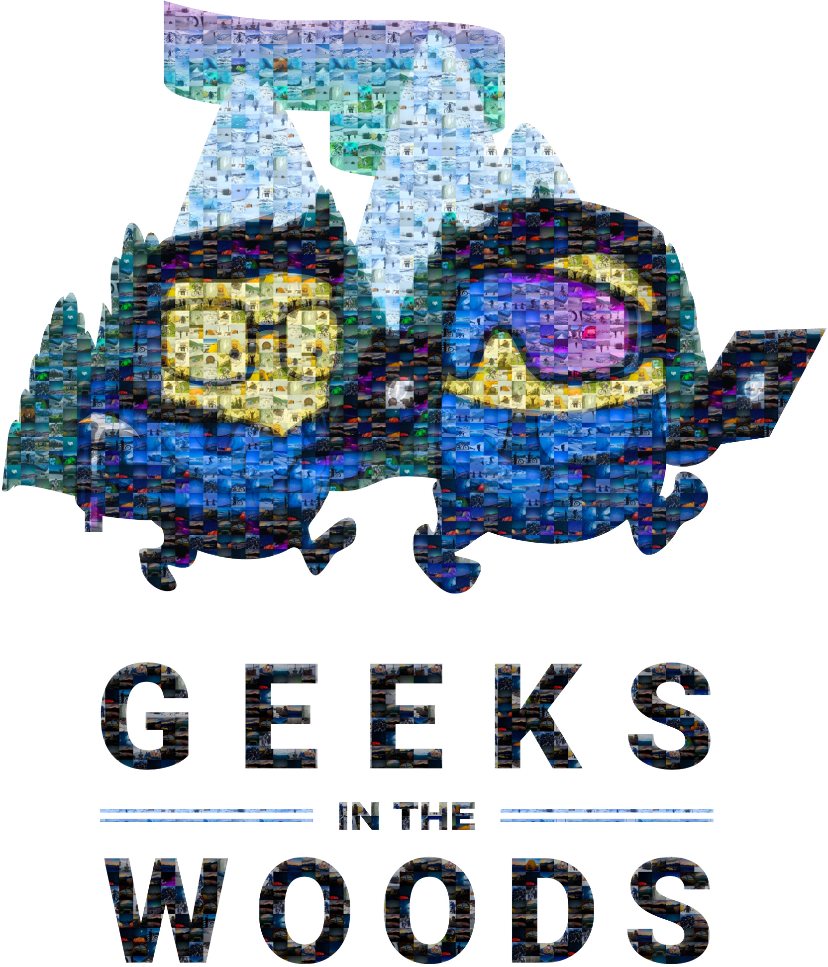 code and relax at Geeks in the Woods, Valdez, Alaska