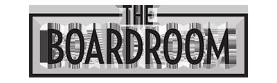 The Boardroom Anchorage Alaska coworking space logo