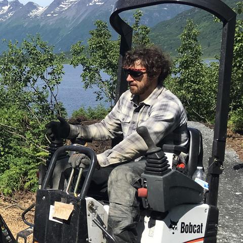 geek building tech in Alaska with software engineering