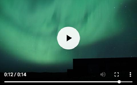 automated timelapse video production of aurora and northern lights